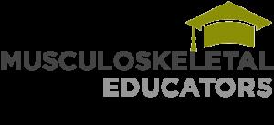 Community of Musculoskeletal Educators